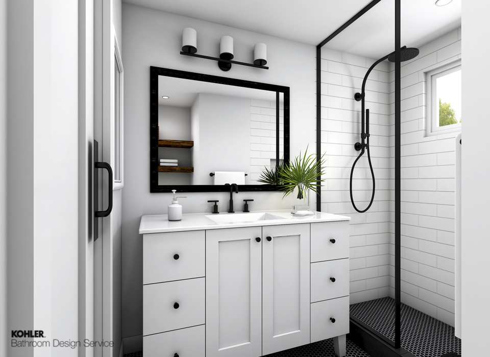 Kohler Bathroom Design Service Personalized Bathroom Designs